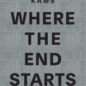 KAWSの作品集が2017年5月23日に発売予定!の画像