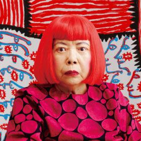草間彌生「わが永遠の魂」国立新美術館の画像