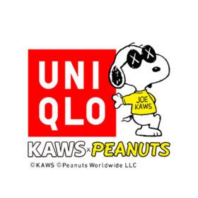 KAWS x Peanuts x UNIQLO UT 新コレクション4月28日より販売予定の画像