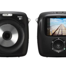 インスタグラムのようなポラロイドカメラ、instax SQUARE SQ10、5月19日より発売の画像