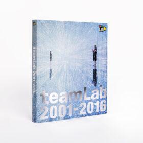 チームラボがこれまで発表してきたアート作品を網羅した、図録を販売開始の画像