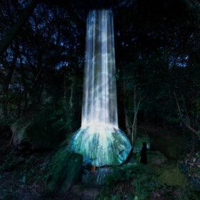 チームラボ、佐賀・武雄の、15万坪の大庭園「御船山楽園 かみさまがすまう森のアート展」開催の画像