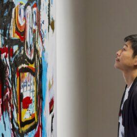 ジャン=ミシェル・バスキアのマスターピース「Untitled」が1億1050万USドル(約123億円)にて落札の画像