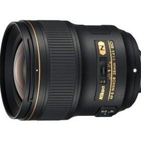 Nikonより大口径広角単焦点レンズ「AF-S NIKKOR 28mm f/1.4E ED」6月30日発売の画像