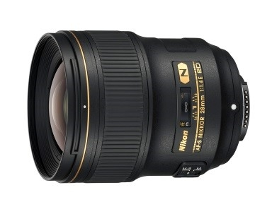 Nikonより大口径広角単焦点レンズ「AF-S NIKKOR 28mm f/1.4E ED」6月30日発売のサムネイル