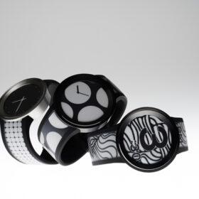 【MoMA Design Store】毎日、日替わりで腕時計をデザインできる!?「FES Watch U」6月12日より発売!の画像