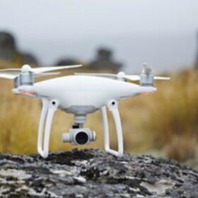 DJI、飛行中のドローンを識別および管理する新技術を発表の画像