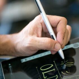 マイクロソフト社認定のWindows 10タッチスクリーン専用 スタイラスペン「Adonit Ink」発売の画像