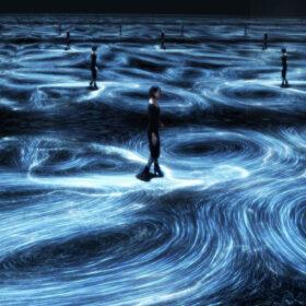 チームラボ、オーストラリア・ビクトリア国立美術館で初開催の「NGVトリエンナーレ」にデジタルインスタレーション作品を展示。の画像