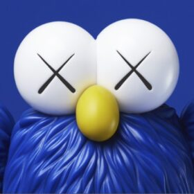 【MoMA Design Store】KAWS BFFフィギュア、11月18日(土曜日)午前11時発売!!の画像