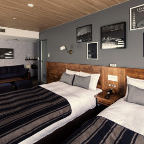 ACME Furnitureがインテリアを手掛けたホテル「HOTEL THE KNOT YOKOHAMA」グランドオープンの画像