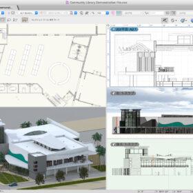 """設計・デザイン業務の生産性向上を支援する最新 CAD・BIMツール""""Vectorworks 2018″を提供開始の画像"""