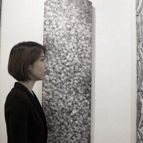 入江清美 個展 -matiere- マチエル 特別企画 Collaboration with ALEXANDER LAMONT 開催の画像