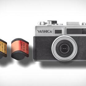 米クラウドファンディングで話題のデジタルカメラ 「digiFilm Camera Y35」国内販売を開始の画像