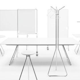 イトーキとインターオフィスのコラボレーションブランド「 i + 」がグッドデザイン賞ベスト100選出、グッドデザイン丸の内にて新作発表会開催の画像