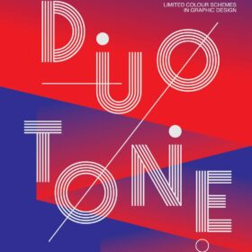 2色デザイン デュオトーンのミニマムカラー・リファレンスの画像