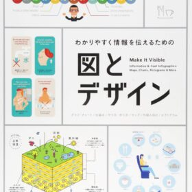 わかりやすく情報を伝えるための図とデザインの画像