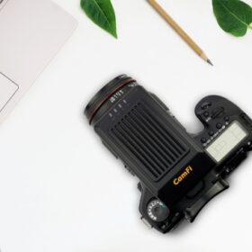 撮ったその場で即転送!手持ちのカメラにワイヤレスでのテザリング機能を付与する、最速のワイヤレスカメラコントローラー『CamFi ProPlus』