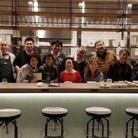 食とワークが融合したライブキッチン&ワークスペース「ハナレ軽井沢」完成の画像