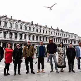 軽井沢ニューアートミュージアム・ヴェネツィア館主催『Diversity for Peace!』話題の展覧会に海外メディアが殺到の画像