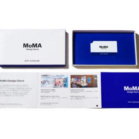 【MoMA Design Store】Wedding Gift キャンペーン開催!引き出物にぴったりの「ギフトカタログ」15点以上購入で+1点プレゼントの画像