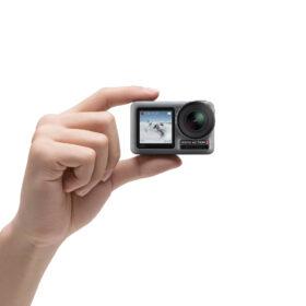 DJI 、新製品「OSMO ACTION」を発表 – アウトドア撮影を驚くほどの高画質4K映像での画像