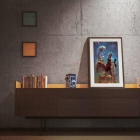 30,000点以上のアートとの出会いを提供するスマートアートキャンバス『Meural』発売の画像