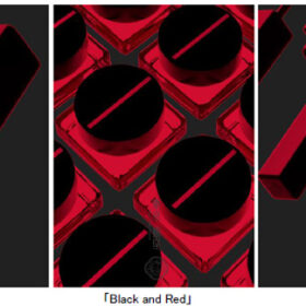 SHISEIDOポスター「Black and Red」が世界三大広告賞「THE ONE SHOW」Design部門で金賞を受賞の画像