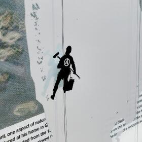 【OIL by 美術手帖ギャラリー】アノニマスなアーティスト、「A2Z™」の展覧会「AtoZ MUSEUM®」を9月10日(木)から開催!の画像