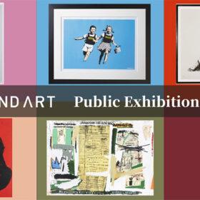 現代アート会員権サービス「ANDART」9作品を展示する「ANDART Public Exhibition vol.1」の画像