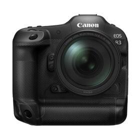 """フルサイズミラーレスカメラ""""EOS R3""""を開発 高速・高感度・高信頼性によりユーザーの撮影領域を拡大の画像"""