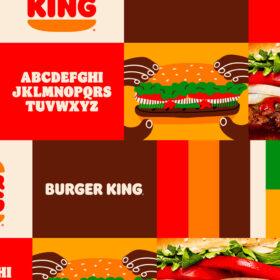 バーガーキング® が22年ぶりにロゴデザインをリニューアル!バーガーへの愛情とこだわりをおいしそうなデザインで表現