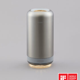iF デザインアワード2021 カドー除菌脱臭機「SAP」が受賞の画像