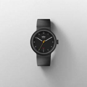 BRAUN創立100周年を記念したアニバーサリーウォッチが登場。ブランド初の機械式の腕時計です。の画像