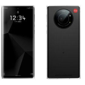 ライカ初のスマートフォン「LEITZ PHONE 1」ソフトバンクより発売の画像