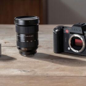 動画で、静止画で。「ライカSLシステム」を拡充する新作レンズと「ライカSL2」「ライカSL2-S」とのセットが登場の画像