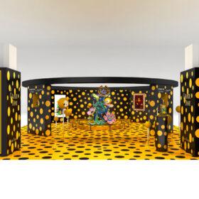 ヴーヴ・クリコ アートの巨匠、草間彌生氏デザインによるコラボレーション『Veuve Clicquot La Grande Dame 2012 Yayoi Kusama Gift Box(ヴーヴ・クリコ ラ・グランダム 2012 草間彌生 ギフトボックス)』 の再発売を決定