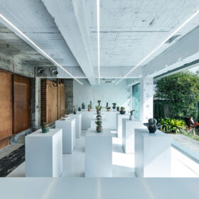 """""""いい顔してる植物""""をコンセプトに、独自の美しさを提案する植物屋〈叢 – Qusamura〉のイベントを伊勢丹新宿店で開催の画像"""
