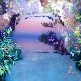 岡田菜美「dimensions」天王洲 TERRADA ART COMPLEX Ⅱ gallery UGにて開催の画像